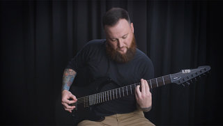 LTD Signature Series AW-7 Baritone Demo by Alex Wade (Whitechapel)