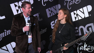 2020 NAMM Show: Reba Meyers Artist Interview