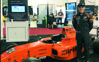 F3 Americas Driver Benjamin Pedersen to Make Celebrity Appearance at 52nd Annual SEMA Show