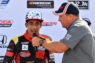 Double Podium for Momentum Motorsports at VIR