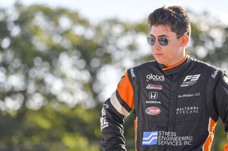 Dickerson Ready to Battle at Road Atlanta in Petit Le Mans' Finale