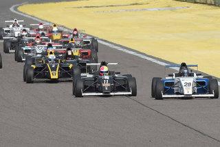 Das Continues F4 U.S. Winning Streak at Homestead-Miami Speedway