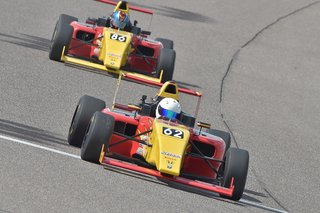 Opportunities Arise for F4 U.S. Championship Team
