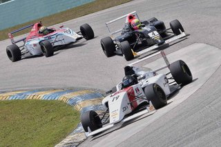 Timo Reger Pulls Ahead in F4 U.S. Championship Points Battle