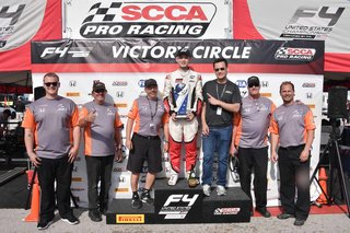 Inaugural F4 U.S. Team Champion JDX Racing Contends Its Title As Points Leader