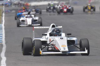 Kyle Kirkwood Claws His Way to Second in Championship Standings