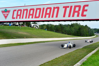 Canadian Tire Motorsport Park Trackside Report Day 1