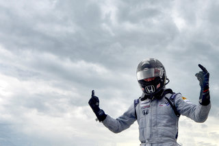 Kirkwood Dominates Canadian Tire Motorsport Park, Wins All Three Races