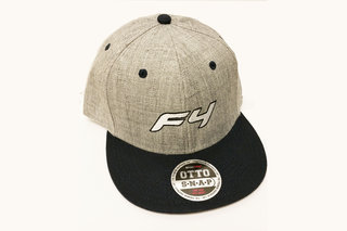 New Flat Bill, Snapback F4 U.S. Hat- Limited Time FREE SHIPPING