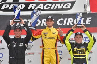 Big Changes in F4 U.S. Championship Standings After Mid-Ohio