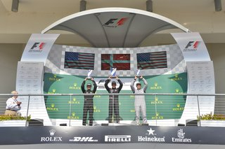 Pedersen Celebrates Third COTA Win at United States Grand Prix Debut