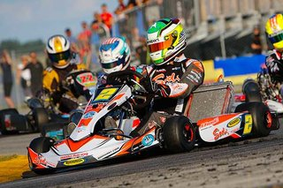SuperKarts! USA S1 Pro Stock Honda Champion Jake French to Receive F4 U.S. Scholarship