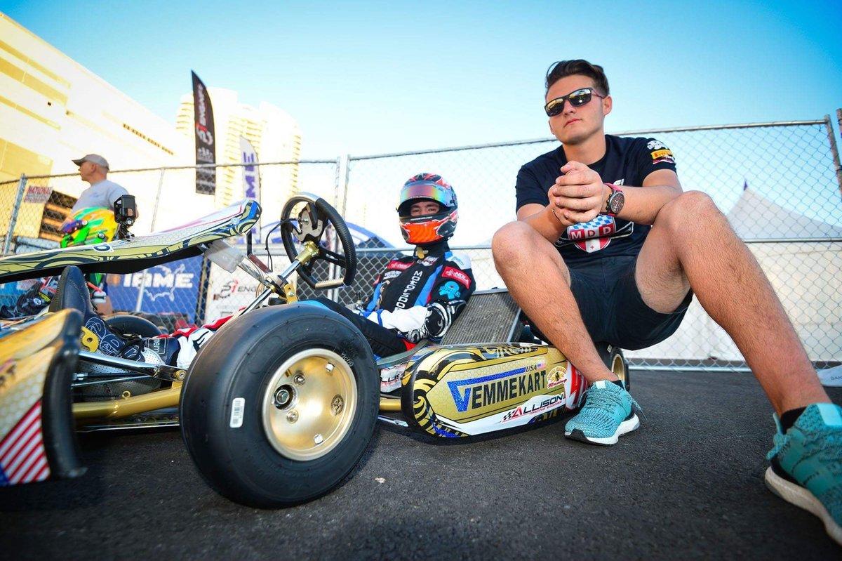 F4 U.S. Drivers Gain Valuable Experience at Superkarts! USA Supernationals