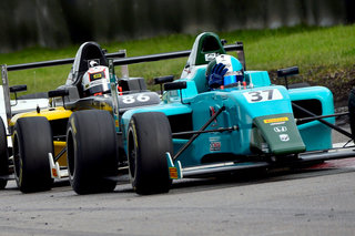 International Teams Join Forces in a Bid for a Double Win in American Single Seaters