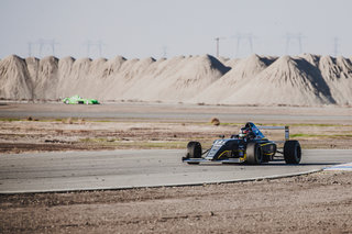 Dickerson Dominates Buttonwillow Raceway Park; Earns First F4 Win