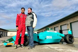 International Karting Champion Joshua Car Joins Crosslink/Kiwi Motorsports