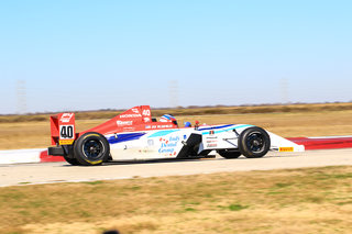 Miller Vinatieri Motorsports Completes More Laps in New Orleans