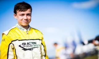 Karting Champion Oliver Clarke Set for 2018 F4 U.S.Campaign with BENIK