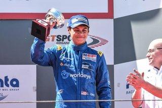 F4 Inaugural Champ Finds Speed in Euroformula Open
