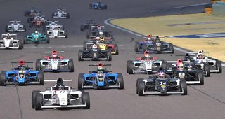 F4 U.S. Championship Breaks Entry Record with 37 Cars for Season Opener