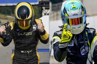 James Raven and Jose Blanco Celebrate Maiden Victories at Road Atlanta