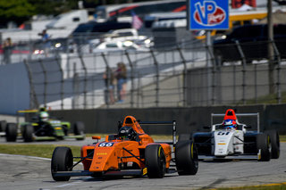 Global Racing Group Makes Huge Gains at Road Atlanta