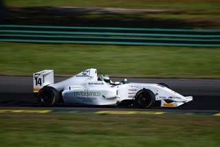 Dylan Tavella Launches Ride with Dylan Effort Alongside Consistent Results at Mid-Ohio