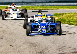 Kiko Porto Scores First Points in F4 U.S. Debut at Pittsburgh