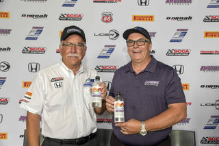 SCCA Pro Racing Announces Title Deal with Amethyst Beverage Company