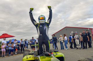 Blanco Scores Third F4 Career Win as Frontrunners Struggle with Thunderbolt Circuit