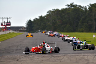 After a Double Points Scoring Weekend at NJMP, Skip Barber Momentum F4 and Kent Vaccaro Aim for Victory at the Famed Circuit of the Americas