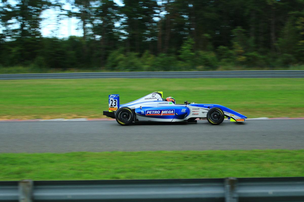 In the Same Atmosphere as Formula 1, Brazilian Kiko Porto Competes Last F4 U.S. Rounds of the Season