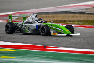 Alliance Racing Sponsored by Gas Monkey Energy Kicks Off 2019 Season at Formula Pro USA Western Championship's F4 Winter Series Season Opener