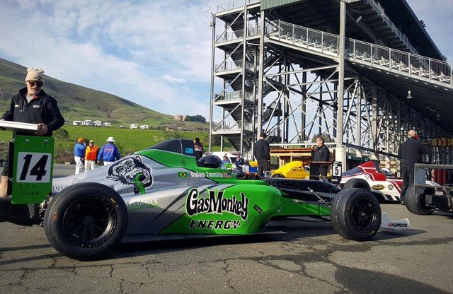 West Coast News Dylan Tavella Scores First Victory In F4 Car At