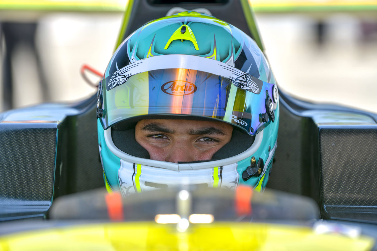 Jose Blanco Returns to F4 U.S. with Championship Ambition