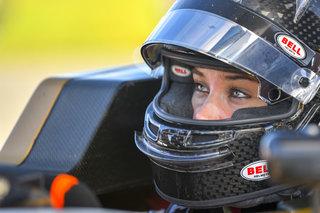 F4 Alumna One Step Closer to F1 Dream