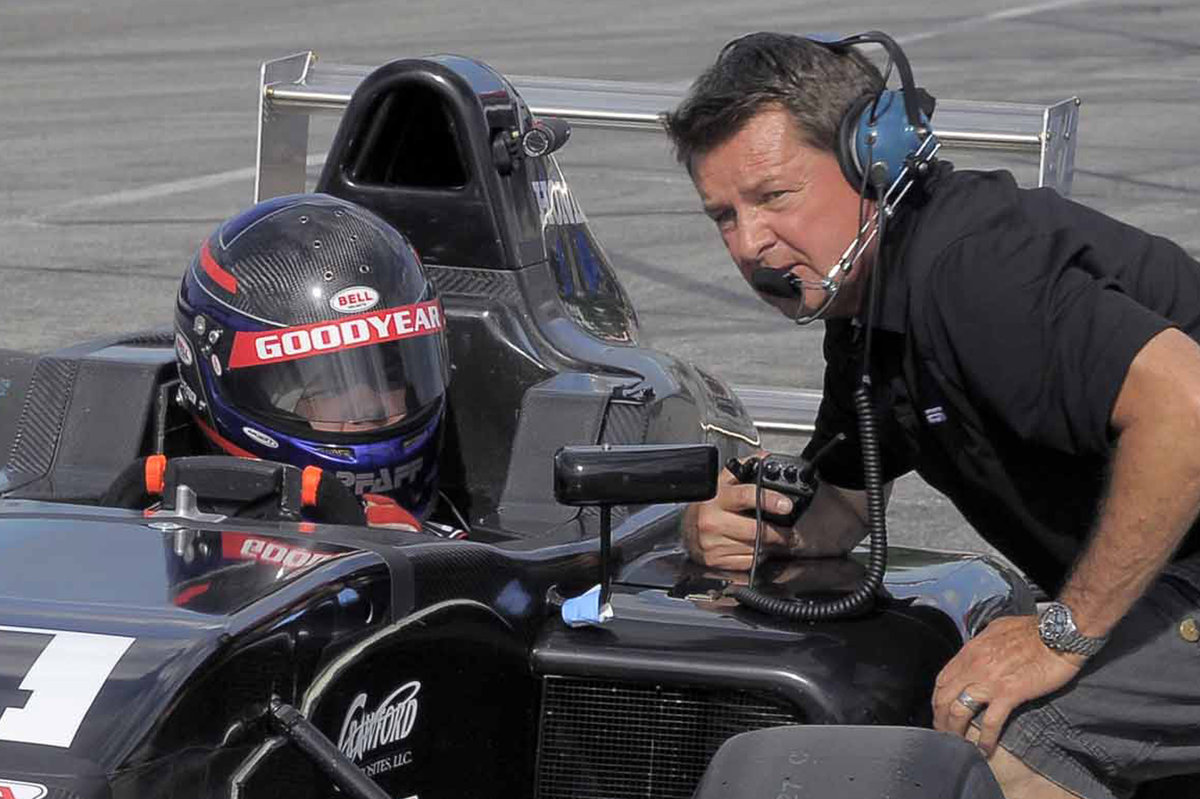 Catching Up with Scott Goodyear