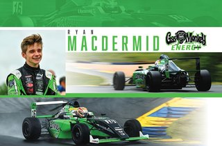 Ryan MacDermid Aims for More Points at Pittsburgh International Race Complex this Weekend