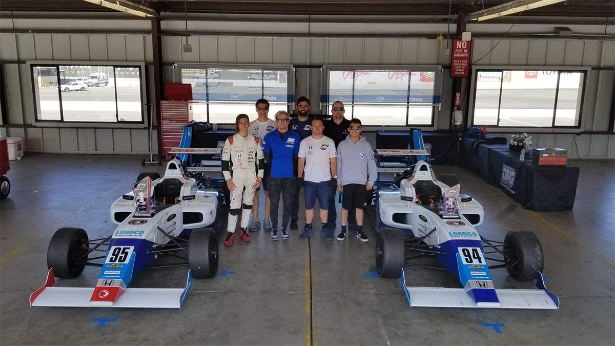F4 WEST COAST NEWS: Doran Motorsports Group Adds Another Win to Its Growing Resume