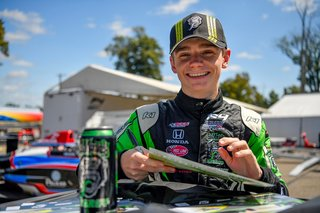 Disappointing Weekend for Ryan MacDermid in Ohio