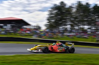 Alliance Racing Sponsored by Gas Monkey Energy Adds Four Top-Ten Results in Ohio