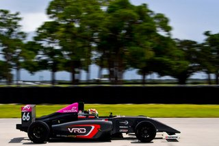 Ryan MacDermid Learns New VRD Program as He Improves Throughout Sebring Event Weekend