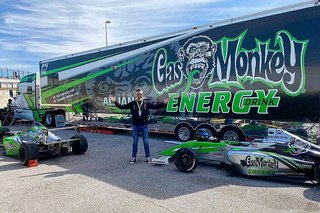Alliance Racing and Gas Monkey Energy Renew Partnership for 2020