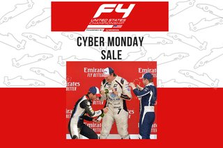 Save 50% on All F4 Merchandise on Cyber Monday