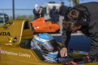 Matthew Cowley: Debut Reflections