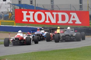 Kyle Benjamin's F4 Wheel Drift: Mid-Ohio Race Preview