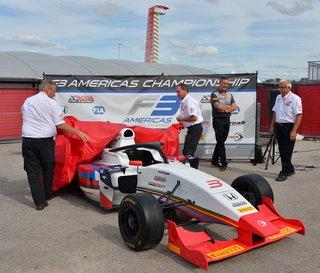 SCCA Pro Announces F3 Americas Championship during F1 USGP - F3