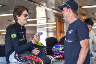 "Eduardo Barrichello Reads ""The Wheels Friendship Race"" (Portuguese Version) for the 12 Days of Reading --BONUS READ--"