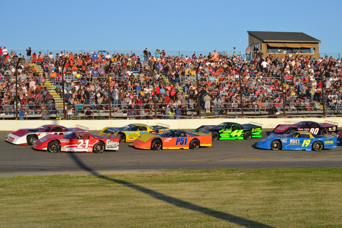 18 CARS ON EARLY LIST FOR MORAN CHEVROLET-STAN YEE MEMORIAL 150 ...