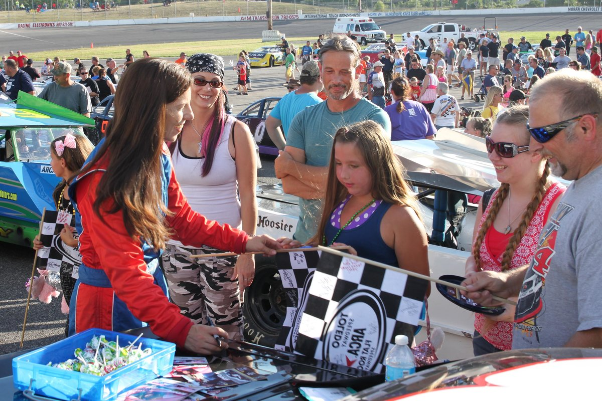 clarity newhouse using race car to get kids excited about science